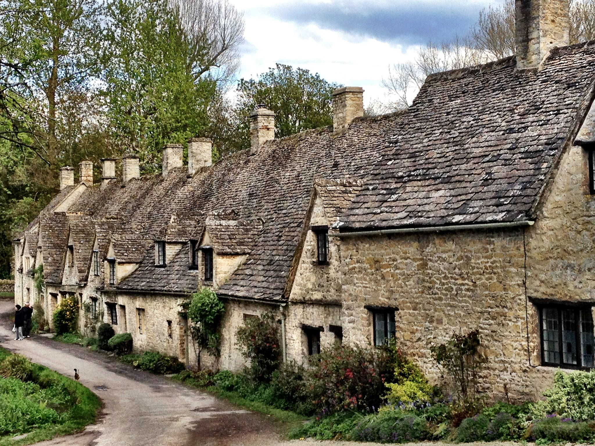 Bibury, Cotswolds, UK
