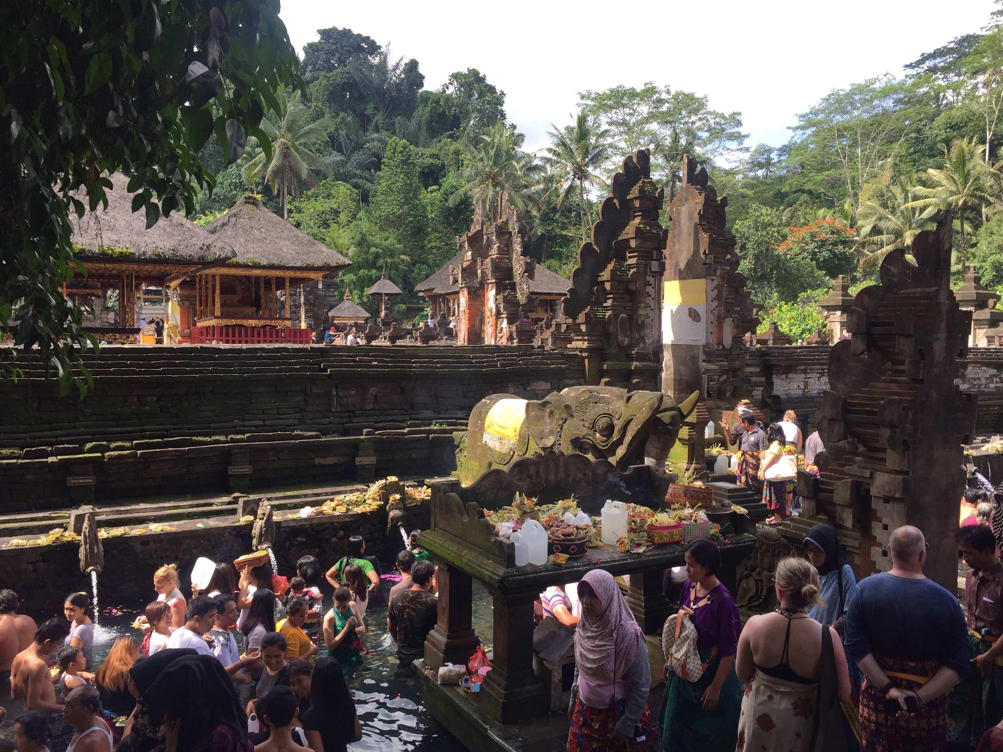 Tirta Empul Holy Water Spring Bali Annaway