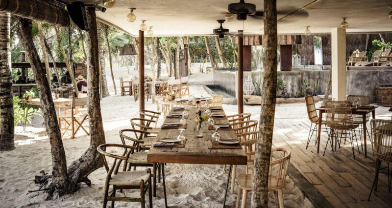 Dinner Bar Allein Reisen_Be Tulum Restaurant