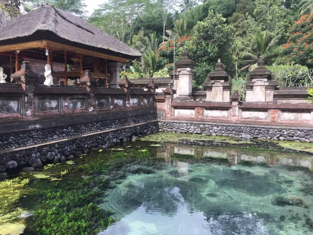 Tirta Empul Holy Waterfall Bali Annaway Travel