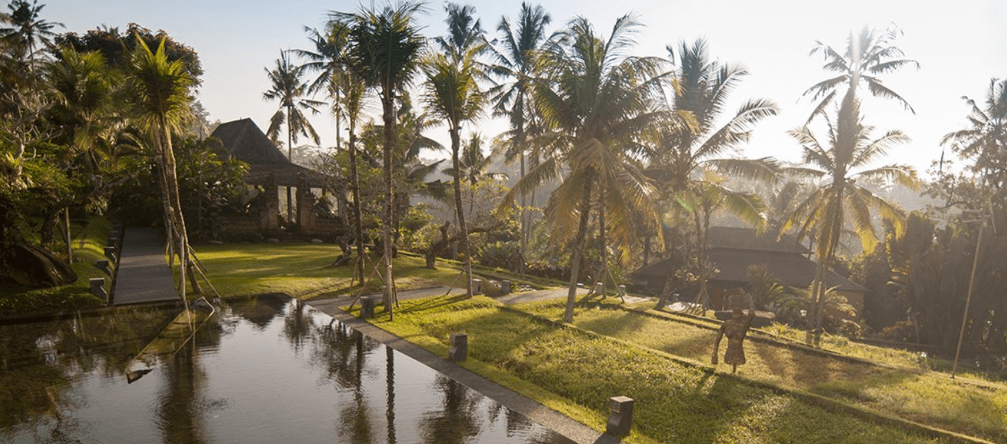 chapung Se Bali morning view Annaway Travel