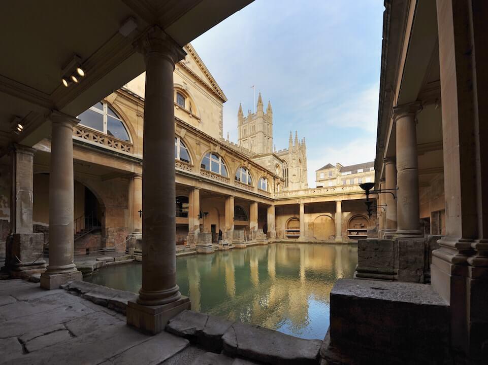 Annaway Top 10 Reiseziele 2018 Bath UK