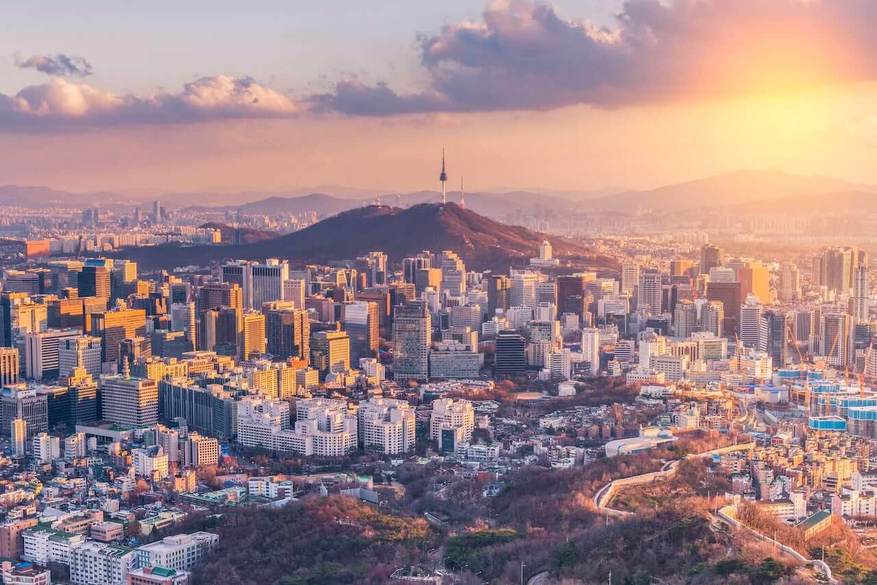 Annaway Top 10 Reiseziele 2018 South Korea Seoul-min