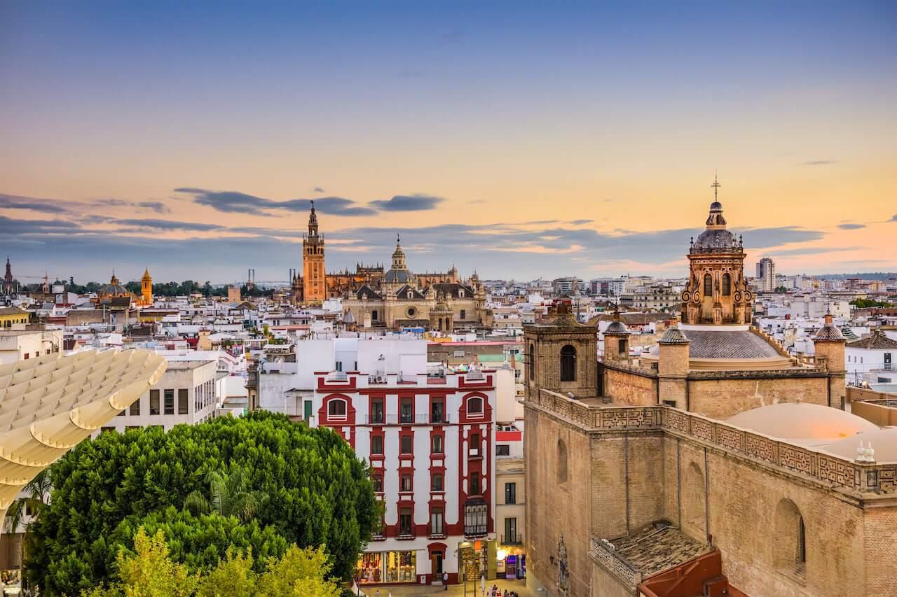 Annaway Top 10 Reiseziele 2018 Spanien Spain Sevillajpg-min