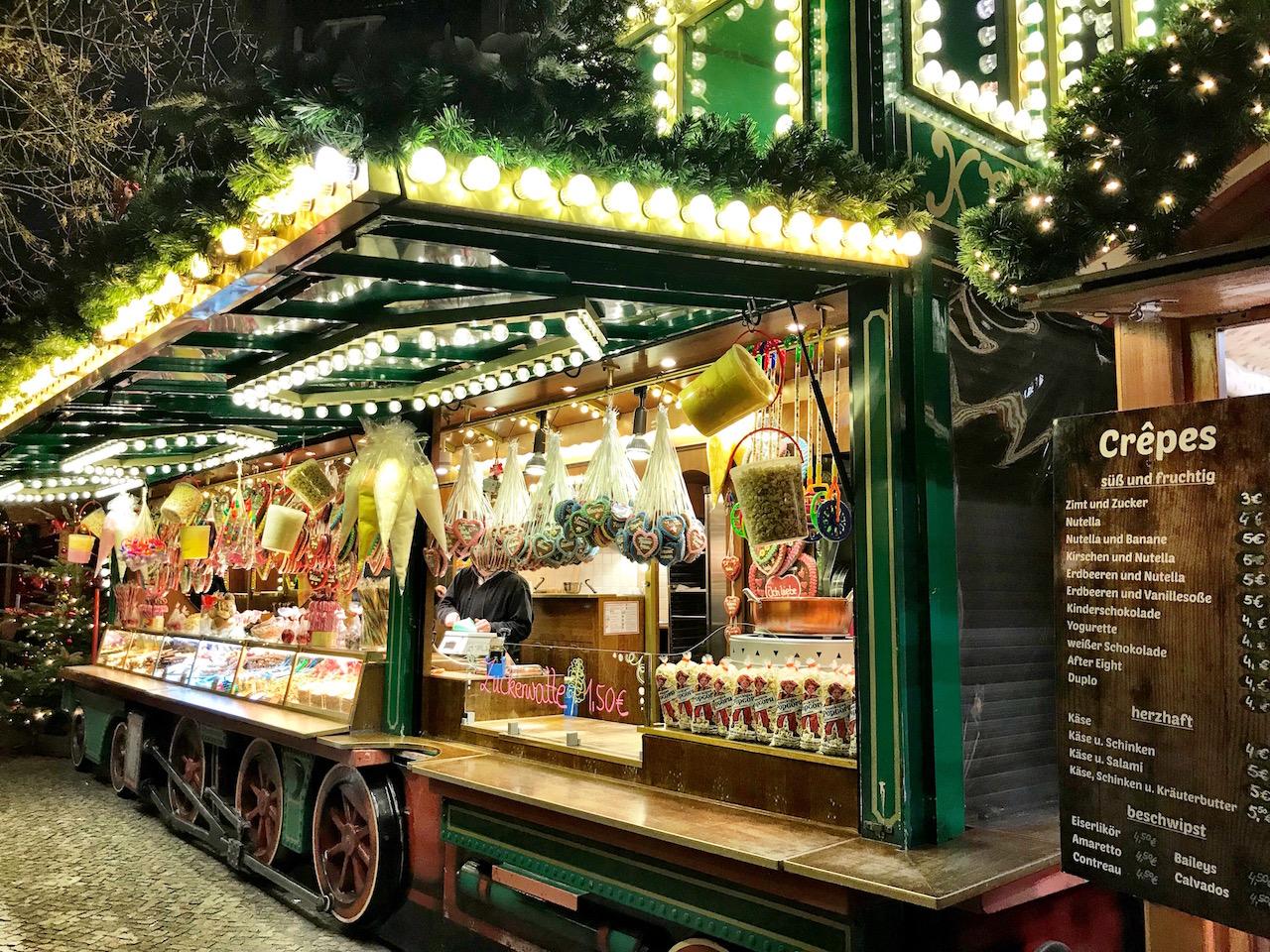 Zauberhafte Weihnachten im Hotel Annaway Weihnachtsmarkt