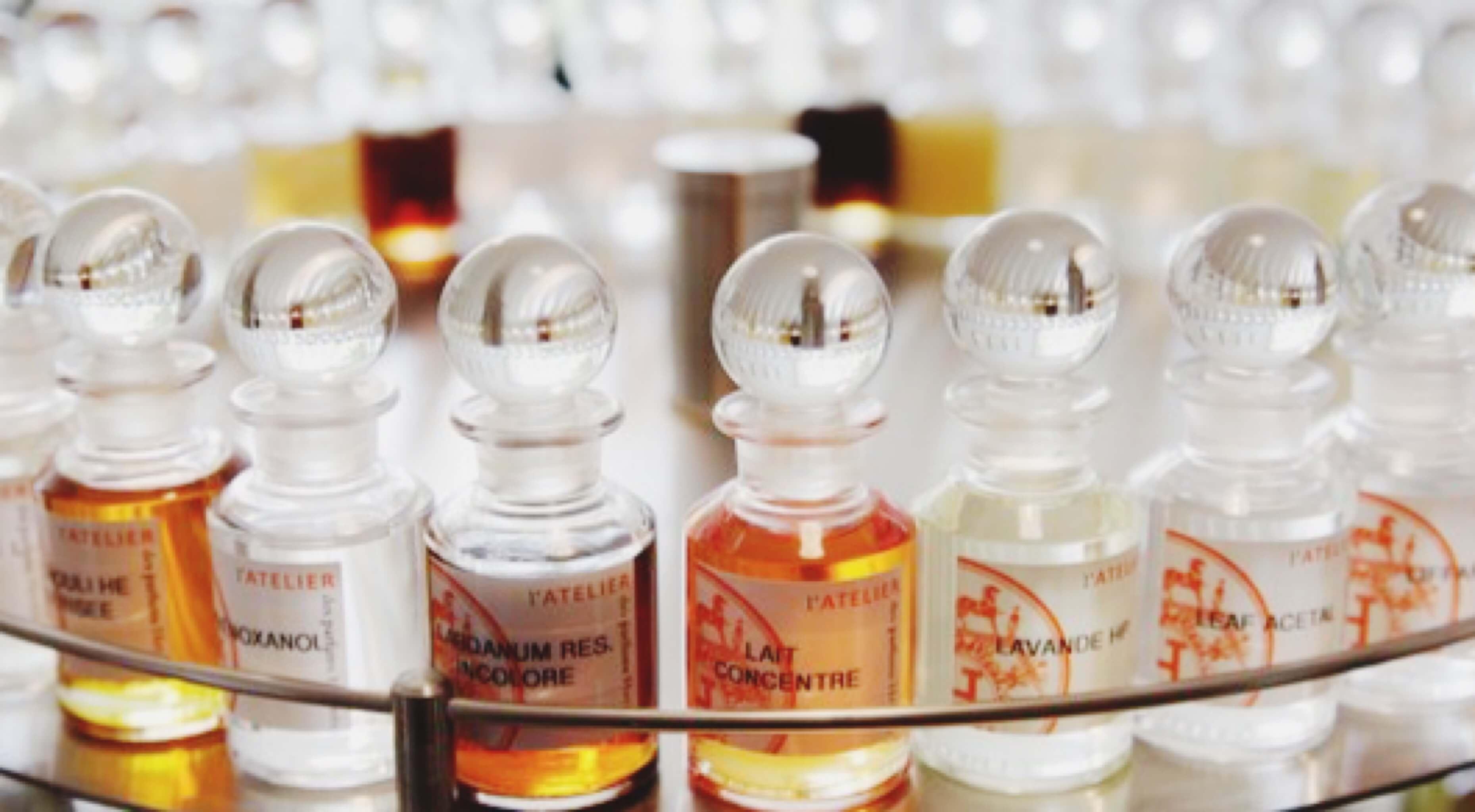 Annaway Travelblog Anna Der Duft der Welt Parfum Kreation