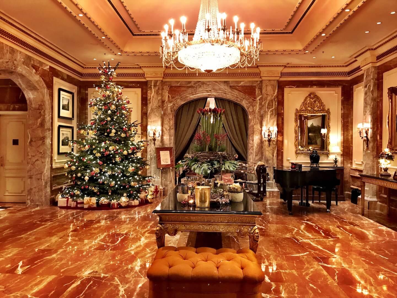 Zauberhafte Weihnachten im Hotel Annaway 1 The Regent Berlin