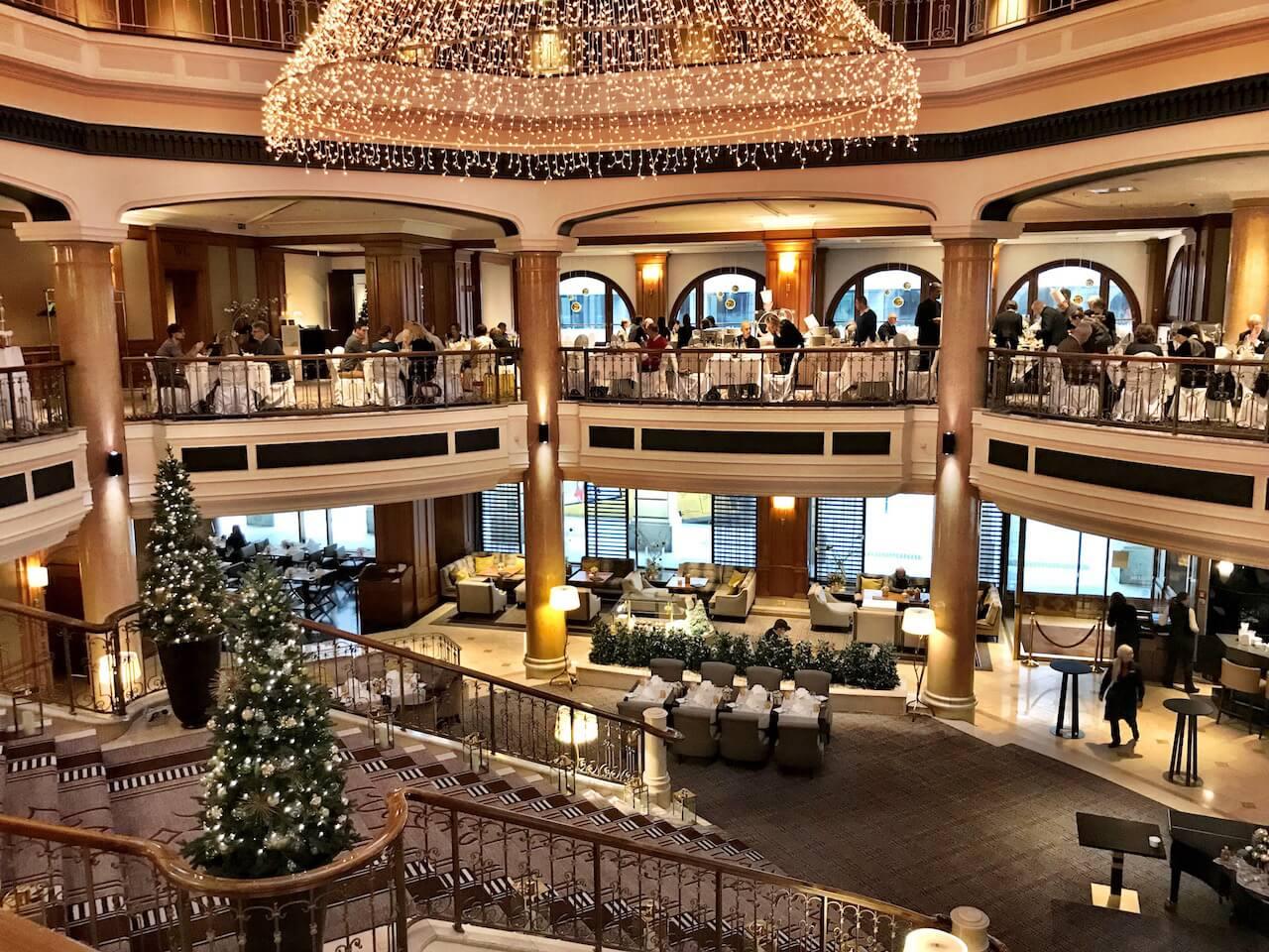 Zauberhafte Weihnachten im Hotel Annaway 1 Westin Hotel