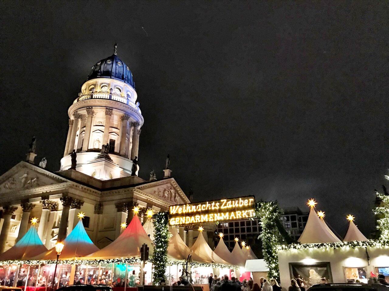 Zauberhafte Weihnachten im Hotel Annaway 15 Gendarmenmarkt