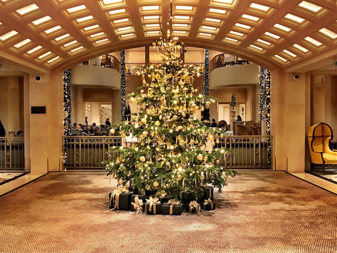 Zauberhafte Weihnachten im Hotel Annaway Adlon Hotel