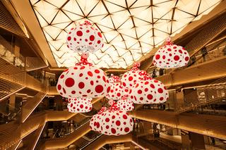 Kirschblüten in Tokio Annaway Travelblog Ginza Six Shopping Center