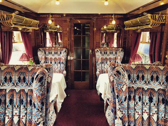 Eine Zugfahrt im Belmond British Pullman Annaway Travel Travelblog 11
