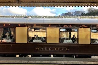 Eine Zugfahrt im Belmond British Pullman Annaway Travel Travelblog 13