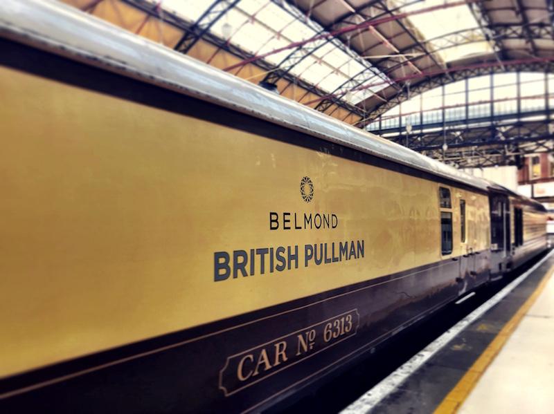 Eine Zugfahrt im Belmond British Pullman Annaway Travel Travelblog 14