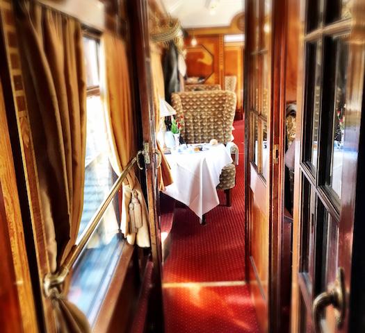 Eine Zugfahrt im Belmond British Pullman Annaway Travel Travelblog 28
