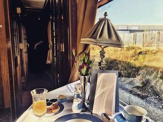 Eine Zugfahrt im Belmond British Pullman Annaway Travel Travelblog 8