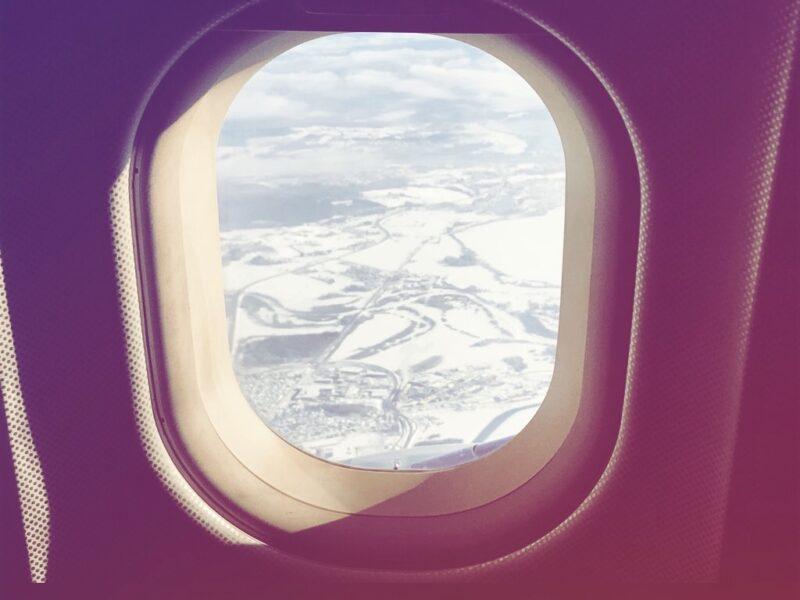 Sonnenschutz im Flugzeug Annaway Travel Travelblogger Reisen 6