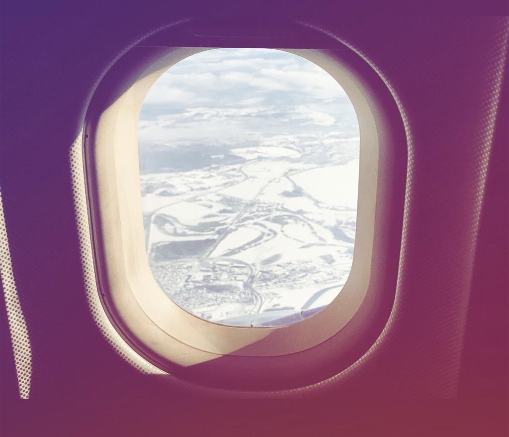 Sonnenschutz im Flugzeug?