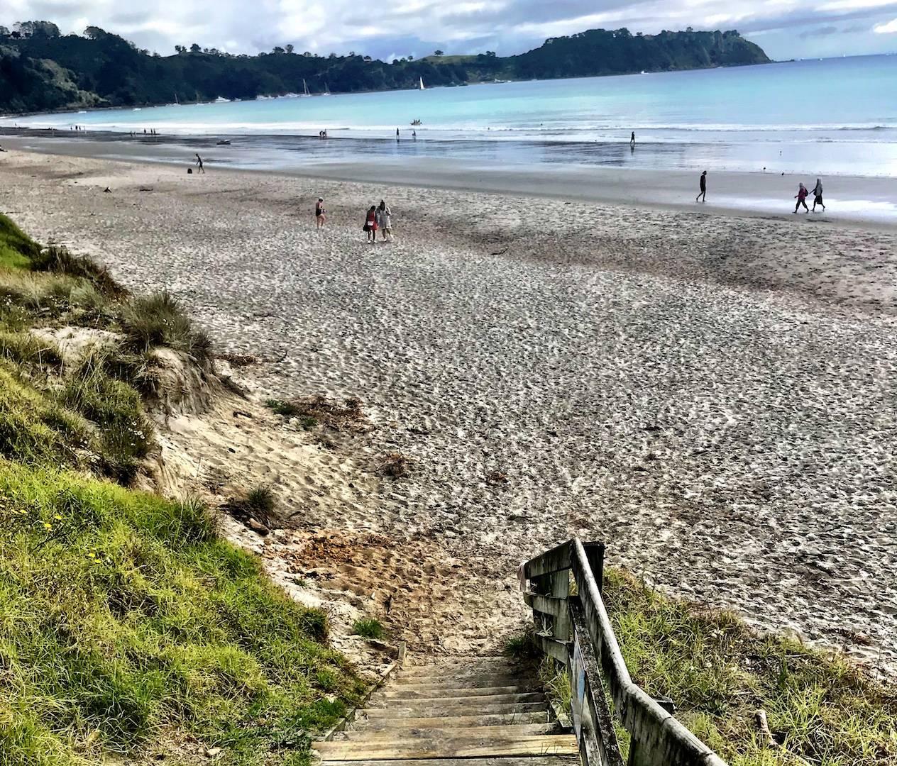 Waiheke Island - Auf den Spuren des Weines Annaway Travelblog Neuseeland Travel Reisen 65