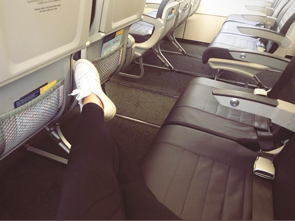 Aegean Airlines - Überraschung über den Wolken Travel Reiseblog 17