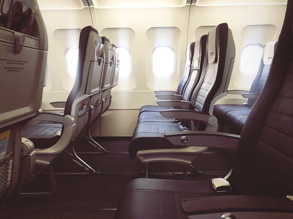 Aegean Airlines - Überraschung über den Wolken Travel Reiseblog 18