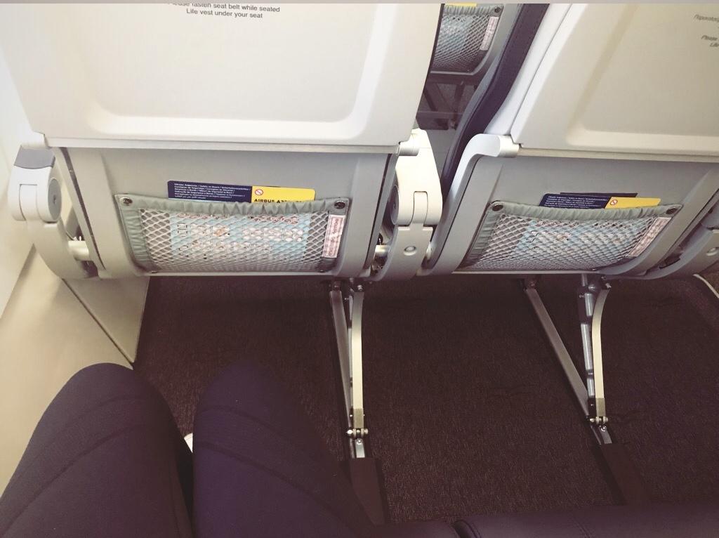 Aegean Airlines - Überraschung über den Wolken Travel Reiseblog 23