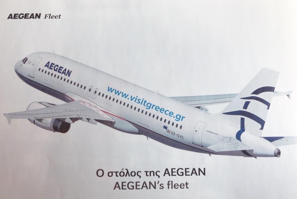 Aegean Airlines - Überraschung über den Wolken Travel Reiseblog 97