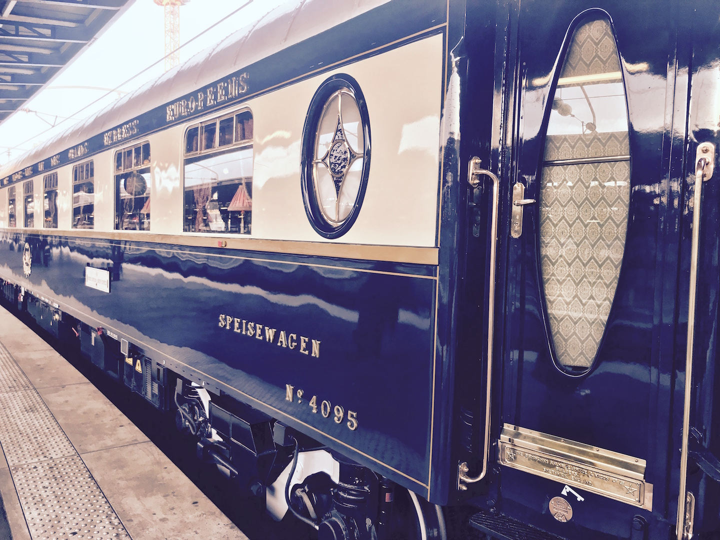Venice Simplon Orient Express Luxusreisen Travel Blog Reisen 2