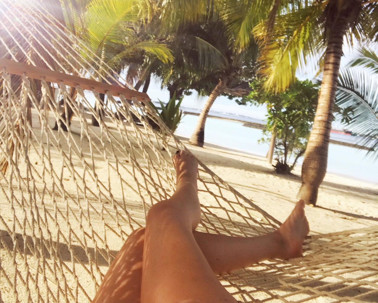 Projekt Haselnuss – Urlaub auf der Haut