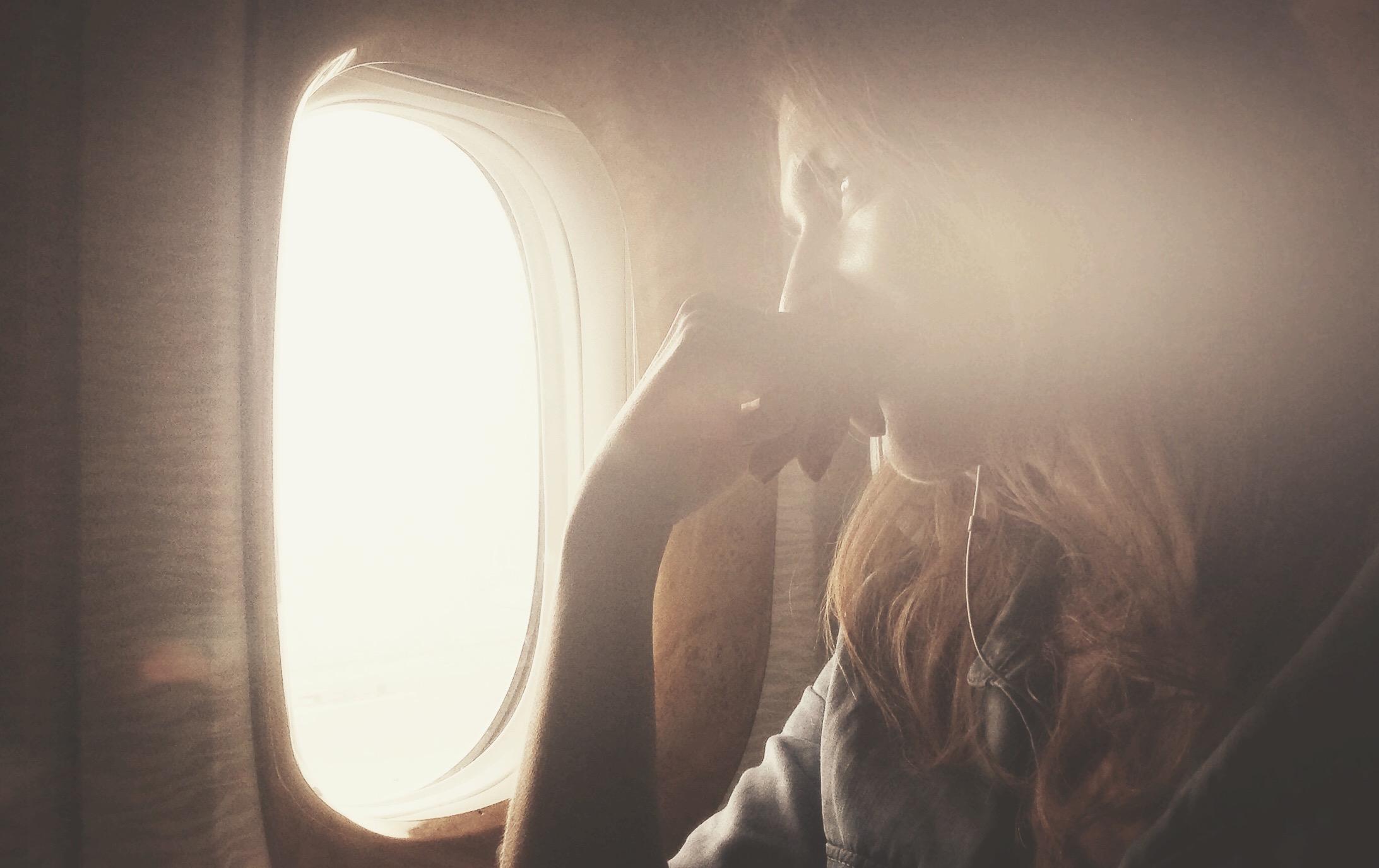 Klatschen im Flugzeug – Peinlich oder nette Geste?