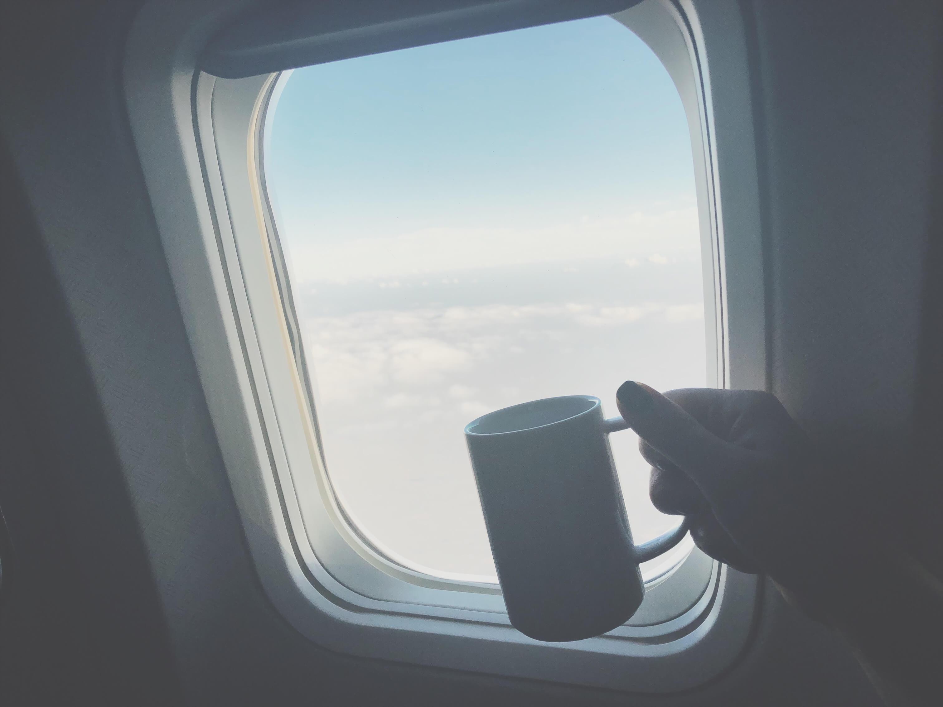 Nervige Flugzeugmomente
