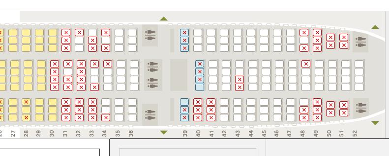 Annaway Reiseblog Bester Sitzplatz im Flugzeug