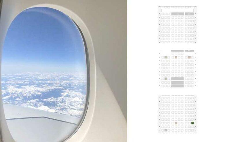 Der Beste Sitzplatz im Flugzeug Anna Annaway Reisen Travel Travelblog Reiseblog Schweiz 1