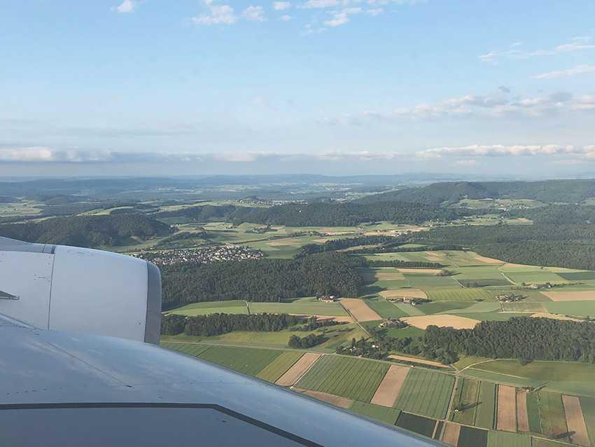 Turbulenzen – Wenn's im Flieger holprig wird