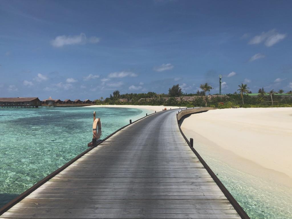 Ocean Villa - Schlafen über dem Meer Annaway Reiseblog Travelblog Blogger Lifestyle