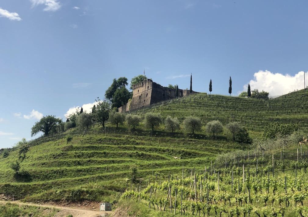 Castello di Morcote Tessin
