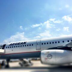 Aegean Airlines - Überraschung über den Wolken Travel Reiseblog 15